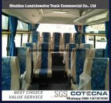 Mini barramento dos assentos elevados confortáveis modelo quentes de Econimic 18