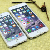 Cassa mobile del telefono delle cellule del coperchio su ordinazione di iPhone 6 del reticolo