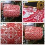 Qualidade de material de decoração PPGI privilegiada da bobina de aço