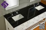 Sala da pranzo nera del controsoffitto di disegno del quadrato del granito di disegni moderni della stanza da bagno