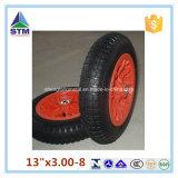 [شندونغ] [13إكس3.00-8] فولاذ أحمر حاجة عجلة