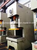 300 Ton C Marco sola manivela mecánica Prensa troqueladora