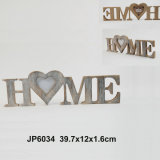 Decorazione di legno dello scrittorio della lettera della casa dell'annata