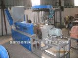 Рециркуляция воздуха PP пленки отходов пластиковые перерабатывающая установка