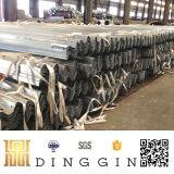 يغلفن فولاذ طريق عامّ درابزون سعرات
