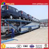 Автомобильный прицеп Hauler/ Автомобильный держатель на полуприцепе 6-12автомобилей загрузка