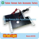 Opvlammende Licht van de Auto LEIDENE van de met hoge intensiteit Stroboscoop van de Waarschuwing het Lichte voor de Doos van de Politie
