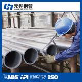 Tubo de acero del fertilizante químico de la ISO 2604 para la industria química