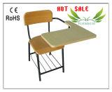 Chaise de formation de matériel en plastique à bas prix Wuth Tablet (SF-31F)