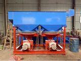 الصين صاحب مصنع شبه منحرف/مستطيل موجّه آلة لأنّ يفصل نوع ذهب/تنجستين