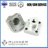 China Usinagem CNC OEM de fundição de ferro o hardware da porta de metal/puxador de porta