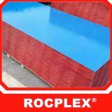 A película plástica da madeira compensada enfrentou a madeira compensada Rocplex, madeira compensada de Forwork