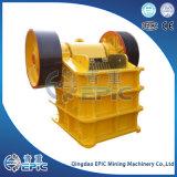 Дробилка челюсти машины изготовления Китая главным образом задавливая для минирование