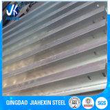 Fascio d'acciaio galvanizzato tuffato caldo saldato laminato a caldo di H fatto in Cina