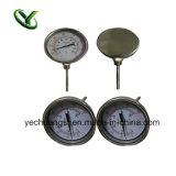 Thermometer met de Lange Sensor van de Stam