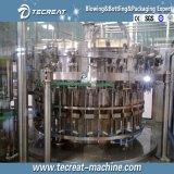Terminar a linha de enchimento de engarrafamento do refresco automático do frasco do animal de estimação