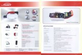 Impresora de tarjetas de plástico de la competencia para imprimir la tarjeta de estudiante, tarjeta de identificación