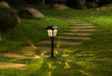 مصنع [ديركت سل] يشعل تصميم جديد خارجيّ شمسيّة يزوّد [لد] حديقة مصباح