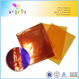 Format A4 Glod Cellophane de couleur