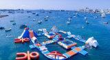 Meer die het Van uitstekende kwaliteit van Lilytoys de Opblaasbare Apparatuur van de Spelen van het Park van het Spel van het Water voor Verkoop drijven