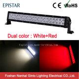 Barra chiara bianca/rossa di 120W 21.5inch LED per 4X4 il camion (GT31001-120)