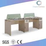 Una stazione di lavoro di legno commerciale CAS-W1807 delle due sedi