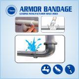 Устранить утечки в чрезвычайных ситуациях стекловолокна закрепите ленту ремонта трубопроводов порванный жгут