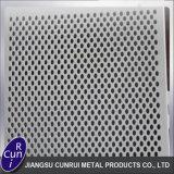 Produits en acier inoxydable 304 316 321 feuilles perforées décoratifs Prix par PCS