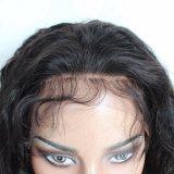 Le parrucche piene del merletto di Glueless della nuova parte libera slacciano i capelli dell'onda