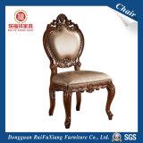 Кожаный обеденный стул (AB219)