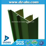 Soncap passte Nigeria-Aluminiumprofil-Puder-Mantel-Weiß-Sahne an