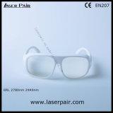 Óculos de protecção ocular e óculos de segurança de laser para 2780nm 2940nm laser de Er de Laserpair