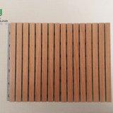 MDF perfuradas MGO Janelas Insonorizadas Painéis acústicos de madeira
