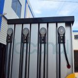 Elevadores eléctricos de mastro simples de elevação para o homem
