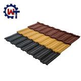Китайский стандартного размера оцинкованного листа крыши утюга с покрытием из камня