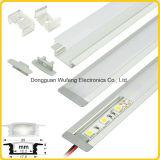 Vertieft DC12V installieren. Konstantes Küche-Schrank-Licht der Beleuchtung-LED