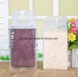 Gefrorene Vakuumnahrungsmittelplastiktasche