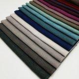 La tapicería de tela de poliéster textil hogar silla Sofá tela teñida tejidas