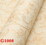 Tissu de mur de PVC, papier peint de PVC, PVC Wallcovering, papier de mur de PVC, tissu de mur de PVC, papier peint