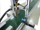 최신 외투 Bakeware를 위한 분배 접착제 기계장치 도관을 설치