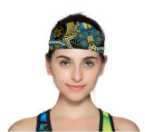 Ioga impressa presente Hairband da promoção