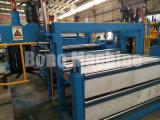 ラインを切り開く高精度の鋼鉄ストリップ