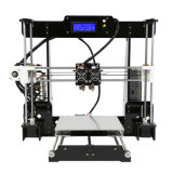 고품질 2PCS 분사구는 빠른 속도 2 색깔 A8m 3D 인쇄 기계 기계를 인쇄한다