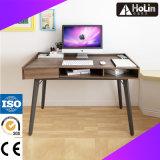 Орех компьютерный стол из дерева для мебели для дома и офиса