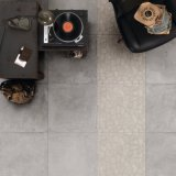 Porzellan deckt Baumaterial-Tintenstrahl mit Betonziegel Matt-600*600 mit Ziegeln (CVL603-ASH)