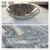 Het Graniet van China Juparana betegelt Countertop van het Graniet van de Plakken van het Graniet van 3cm