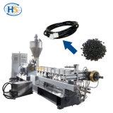 Máquina da extrusora de Masterbatch do preto de carbono da extrusão de Haisi