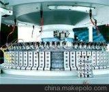 コンピュータ化された転送の肋骨のジャカード編む機械
