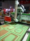 Máquina resistente do router do CNC do Woodworking da elevada precisão S400