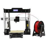 Máquina da impressora do tamanho 3D da impressora de Anet A8 impressora 3D industrial da grande